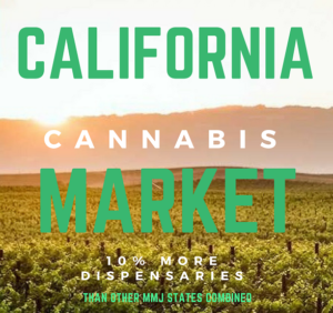 GOVERNOR WANTS TO STEP UP ENFORCEMENT AS CANNABIS IS STIFLING LEGAL SALES IN CALIFORNIA