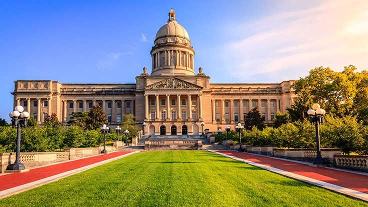 HOUSE OF REPRESENTATIVES IN KENTUCKY VOTE IN FAVOR OF MEDICAL CANNABIS BILL OUT OF THE HOUSE COMMITTEE