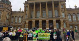 Iowa Medical Marijuana Expansion Bill Sent to Gov. Kim Reynolds