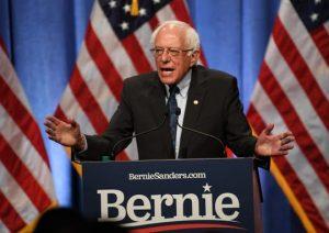 Bernie Sanders Shares Marijuana Legalization Plans