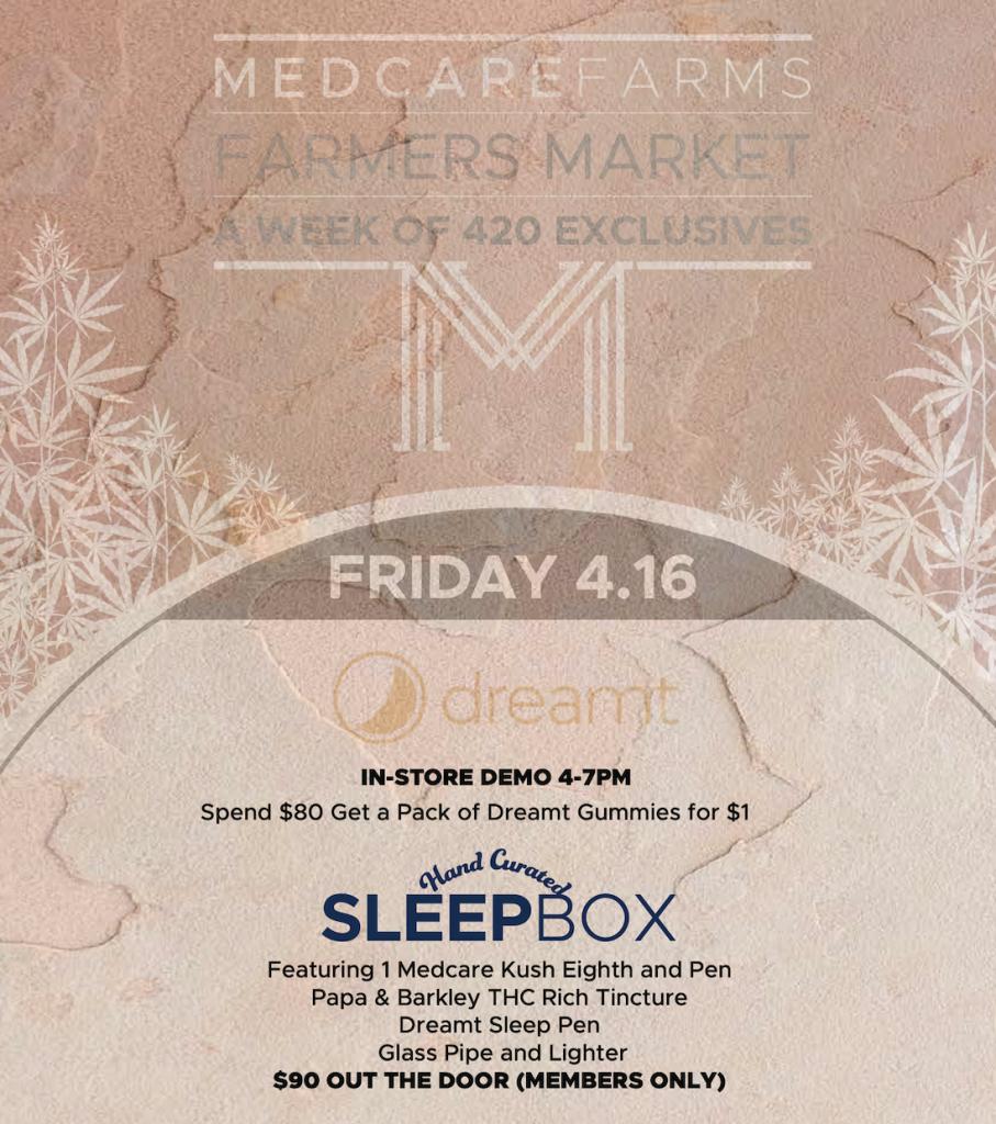medcare farmers market 420 deals 16